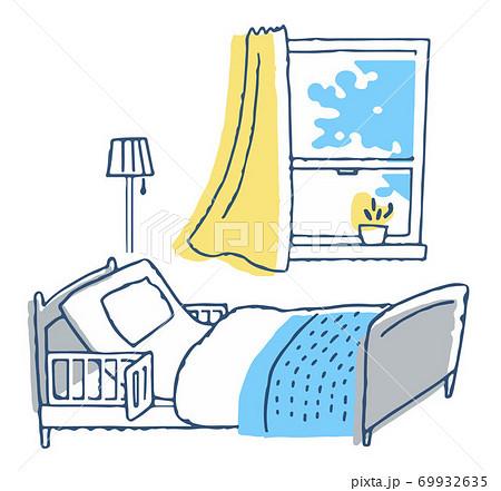 介護ベッド 69932635