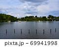 東京大田区の洗足池 69941998