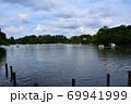 東京大田区の洗足池 69941999