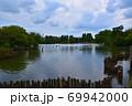 東京大田区の洗足池 69942000