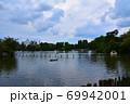 東京大田区の洗足池 69942001