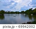 東京大田区の洗足池 69942002