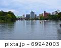 東京大田区の洗足池 69942003