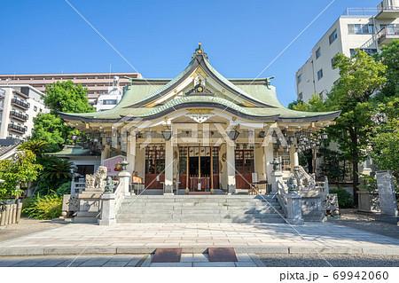 難波八阪神社 69942060