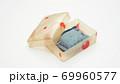 レトロな針箱 69960577