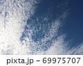 信州の秋の空うろこ雲 69975707
