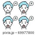 パタカラ体操(男性) 69977800