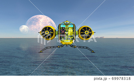 ヘリコプター 69978318
