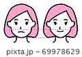 フェイスライン 若々しい 衰え セット(女性) 69978629