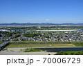 一宮市 ツインアーチ138からの眺望(北) 70006729