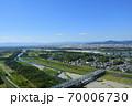 一宮市 ツインアーチ138からの眺望(西) 70006730