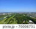 一宮市 ツインアーチ138からの眺望(東) 70006731
