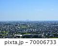 一宮市 ツインアーチ138からの眺望 70006733