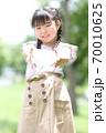 小学生 子ども 女の子 マスク 70010625