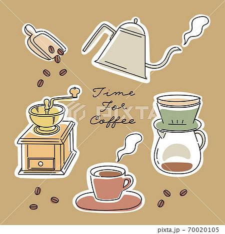 コーヒーの時間 70020105