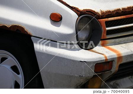 放置車両 70040095