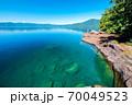 夏の十和田湖2 70049523