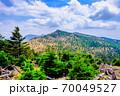 春の八経ヶ岳 70049527