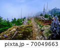朝霧の大峰奥駈道 70049663