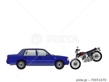 交通事故 70051070
