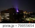 浜松城 乳がん月間 ピンク (浜松市役所から) 70055654