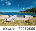 能登半島、日本海の風景 70060866
