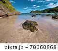 能登半島、日本海の風景 70060868