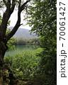 志賀高原夏の丸池の風景 70061427
