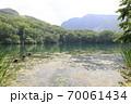 志賀高原夏の丸池の風景 70061434