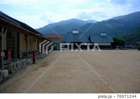 大阪城残石記念公園、道の駅の眺め・小豆島・北浦港 70071244