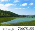 鳥取県 横尾の棚田(日本の棚田百選) 70075155