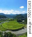和歌山県 あらぎ島の棚田(日本の棚田百選) 70075163