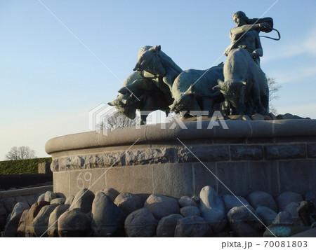 カステレット要塞のゲフィオンの泉 70081803