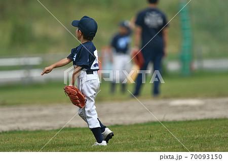 少年野球の練習 70093150