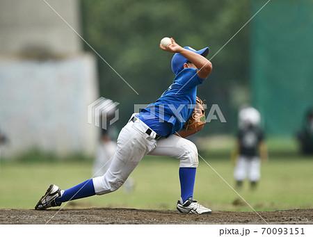 少年野球の練習 70093151