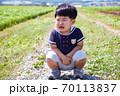 イヤイヤする幼児 70113837