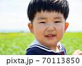 泣き止んだ幼児 70113850