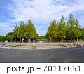 大阪鶴見緑地公園 中央噴水 風景 70117651