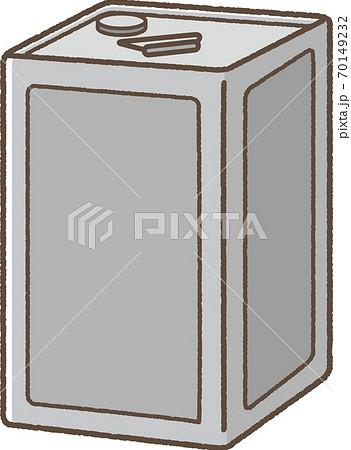 一斗缶のイラスト素材 [70149232] - PIXTA