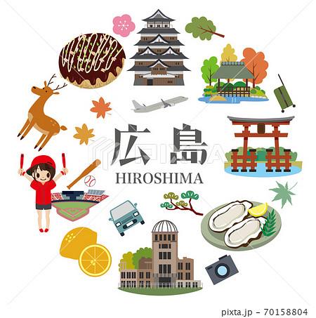 広島 観光 旅行 70158804