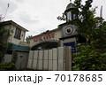 廃墟になったラブホテル  70178685