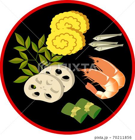おせち料理 70211856