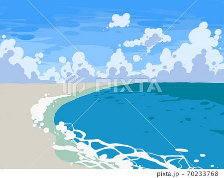 海水浴場 70233768