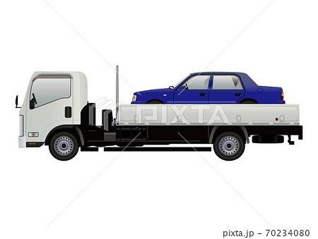 レッカー車 70234080