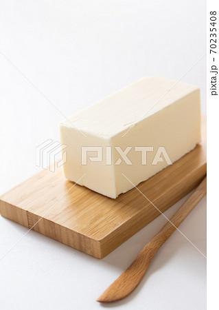 白い特選バター 70235408