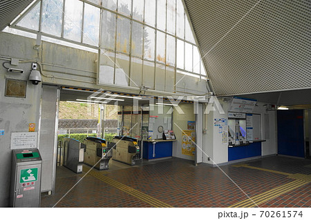 10月 所沢05遊園地西駅改札口2020年 70261574