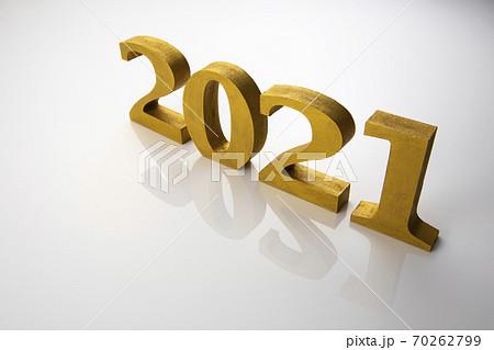 2021年 イメージ素材 70262799