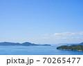 瀬戸内海と島々 香川県高松市 70265477