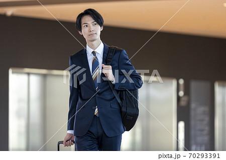 若手ビジネスマン ポートレート 70293391
