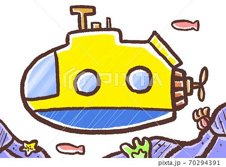 R:もっとメルヘンな水族館 潜水艦D 70294391